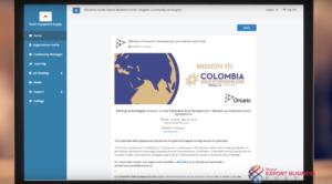 Image of Magnet Export Business Portal insystem